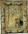 Tapestry (Four Servants)
