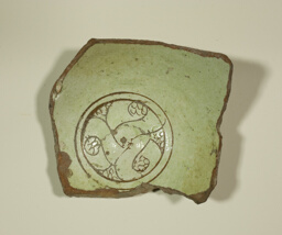 Fragment from the Base of a Bowl