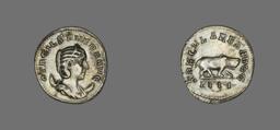 Antoninianus (Coin) Portraying Otacilia Servera