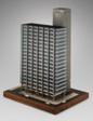 Inland Steel Building: Model of Final Design