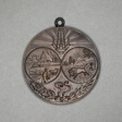 Medal commemorating the Centennial of Indiana, 1916, Indiana Society of Chicago