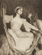 Tamara Karsavina and Adolf Bolm in Le Pavillon d'Armide (Madame Thamar Karasavina and M. Adolph Bolm, Le Pavillion d'Armide)