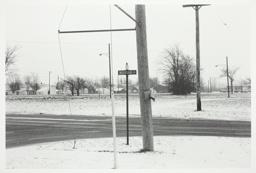 Marian Drive and Edsel Drive, Trenton, Michigan