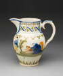 """The Fox and the Grey Goose"" Nursery Rhyme Jug"