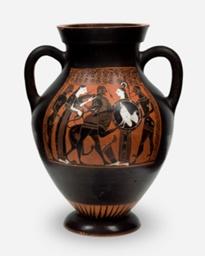 Belly-Amphora (Storage Jar)