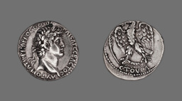Tetradrachm (Coin) Portraying Emperor Otho
