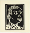 Ruby Lee - print #8 of 52 in the 1936 Calendar of The Chicago Society of Artists