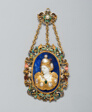 Pendant with the Bust of a Woman
