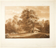 Shelter in the Park (recto); The Pyramid (verso)