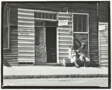 Untitled (Barber Shop, Southern Town)