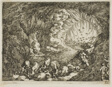 Apocalyptic Vision with Sea Gods