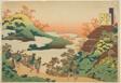 "Poem by Sarumaru Dayu, from the series ""One Hundred Poems Explained by the Nurse (Hyakunin isshu uba ga etoki)"""