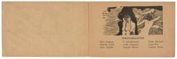 Catalogue de l'Exposition de Peintures du Groupe Impressionniste et Synthétiste