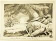 Siberian Exiles Shooting Wild Reindeer (recto); Shell (verso)