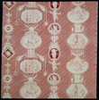 La Marchande d'Amour (The Merchant of Love) (Furnishing Fabric)