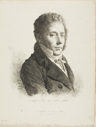 Portrait of Coupin de la Couperie