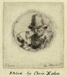 Man with Little Girl (Medallion)
