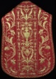 Chasuble, Stole, Maniple, and Burse