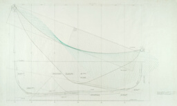 Marina City Theater, Chicago, IL, Roof and Partial Concrete Frame Development Drawing