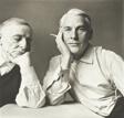 Frederick Kiesler & Willem de Kooning, New York