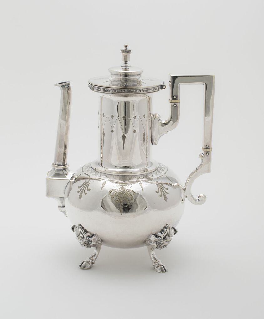 Rogers Smith & Co coffee pot
