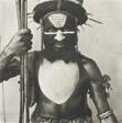 Tambul Warrior, New Guinea