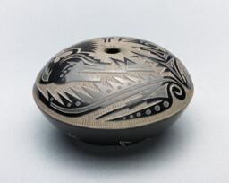 Black Seed Jar