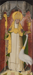 Altarpiece from Thuison-les-Abbeville: Saint Hugh of Lincoln