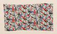 Fragment (Depicting Airplanes) (Dress or Furnishing Fabric)