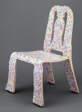 Queen Anne Chair in Grandmother pattern