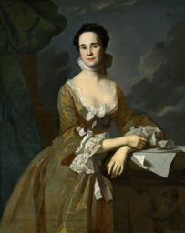 Mrs. Daniel Hubbard (Mary Greene)