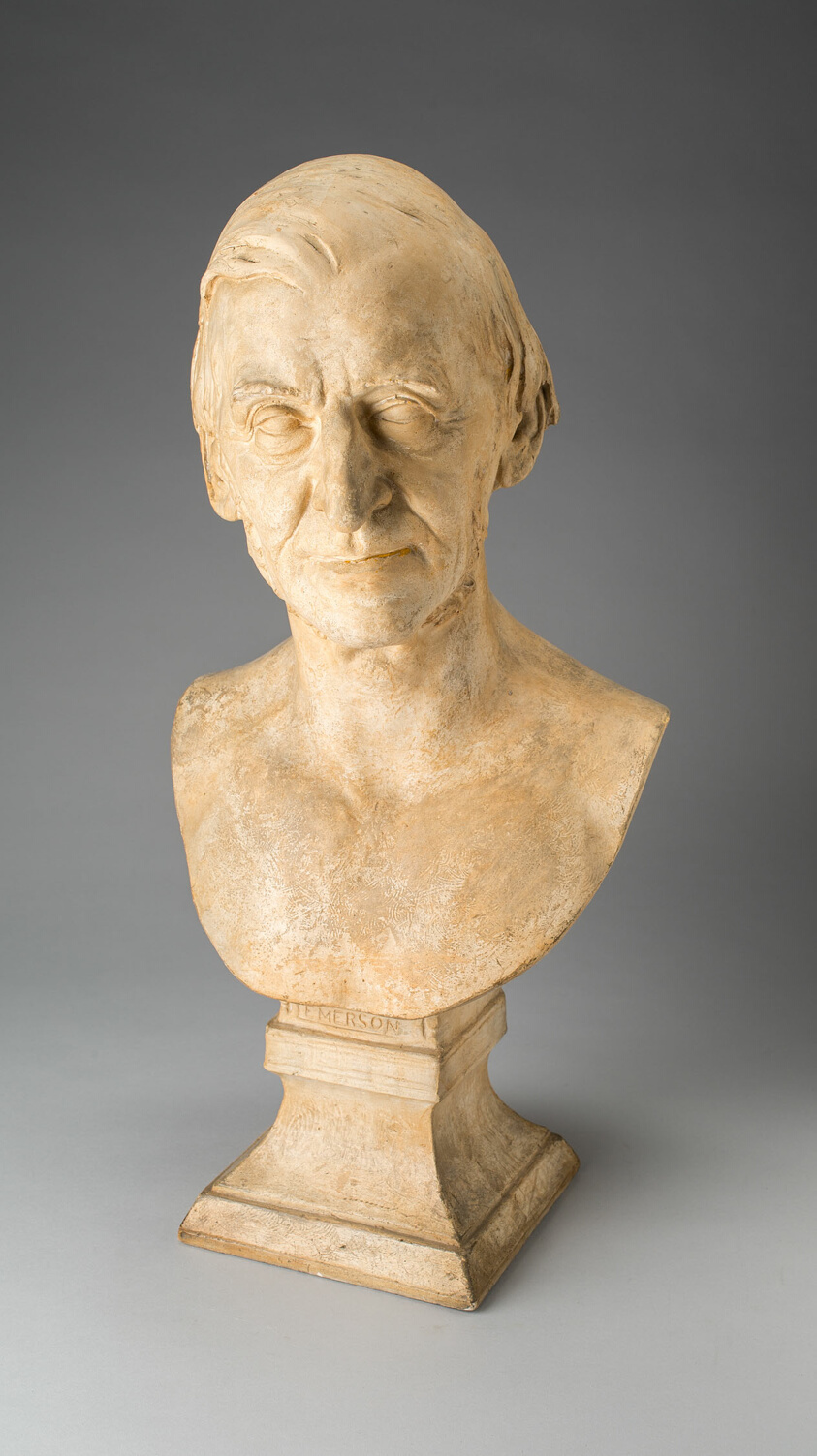 Ralph Waldo Emerson 1803 1882 The Art Institute Of Chicago Large Artic