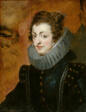 Portrait of Isabella of Bourbon