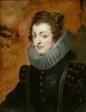 Portrait of Isabella of Bourbon