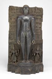 Jaina Tirthankara Chandraprabha Standing in Meditation (Kayotsarga)