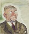Portrait of Mr. Bittermann