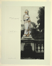 Wrapped Venus, Villa Borghese