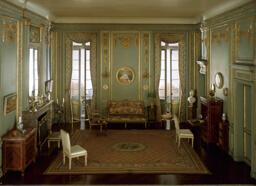 E-24: French Salon of the Louis XVI Period, c. 1780
