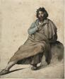 Seated Italian Peasant