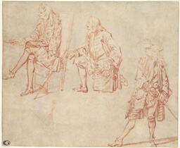 Three Studies of a Gentleman