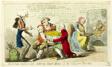 Dr. Sangrado Relieving John Bull of Yellow Fever