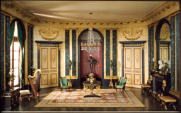 E-26: French Anteroom of the Empire Period, c. 1810