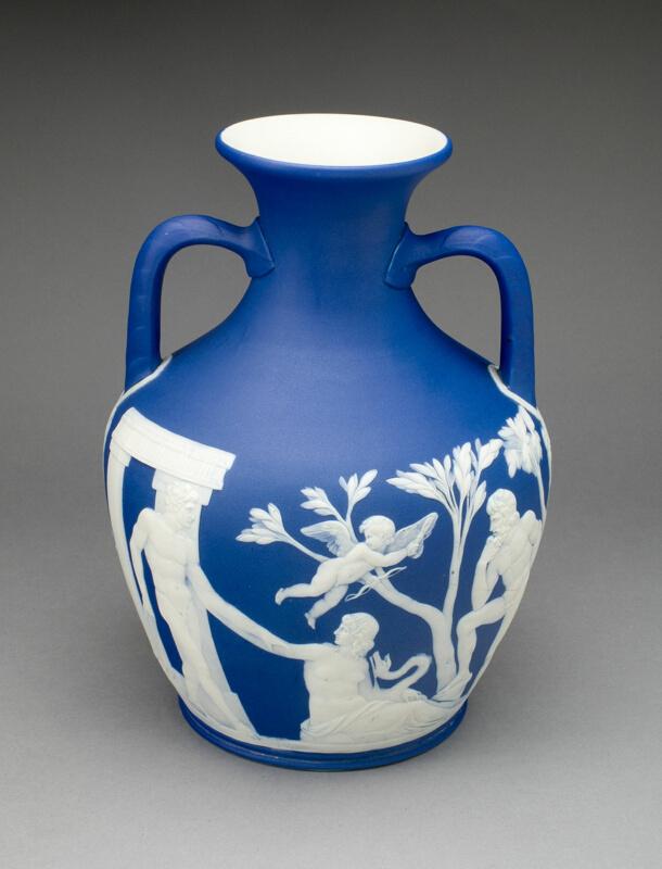 Portland Vase The Art Institute Of Chicago