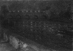 Seine and Pont Royal