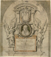 Design for Memorial to Pope Gregory XV