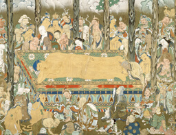 Nehan: Death of the Buddha