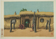 "Mud House (Doro no ie), from the series ""Manchuria (Manshu)"""