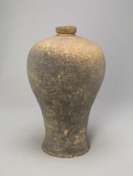 Bottle-Shaped Vase (Maebyong)