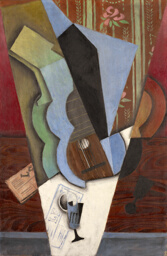 Abstraction (Guitar and Glass)