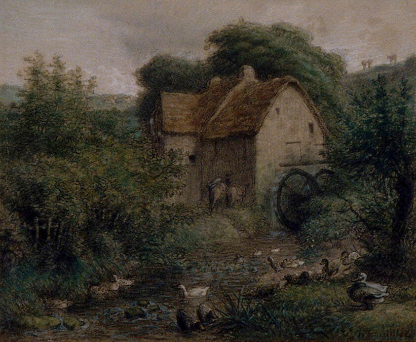 The Old Mill | The Art Institute of Chicago